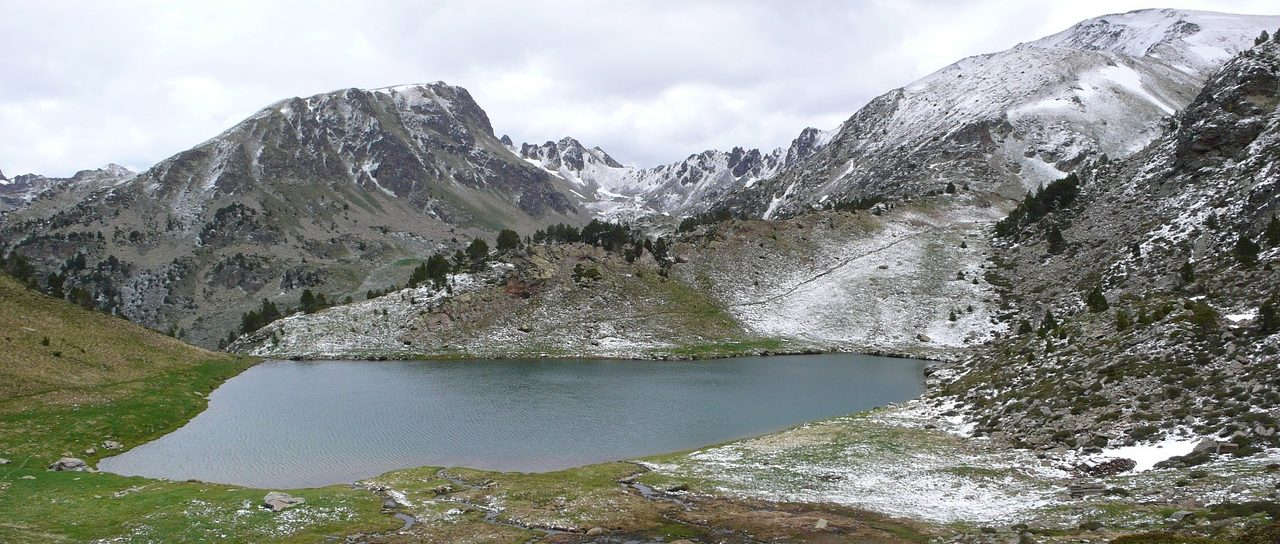 Mountains in Andorra