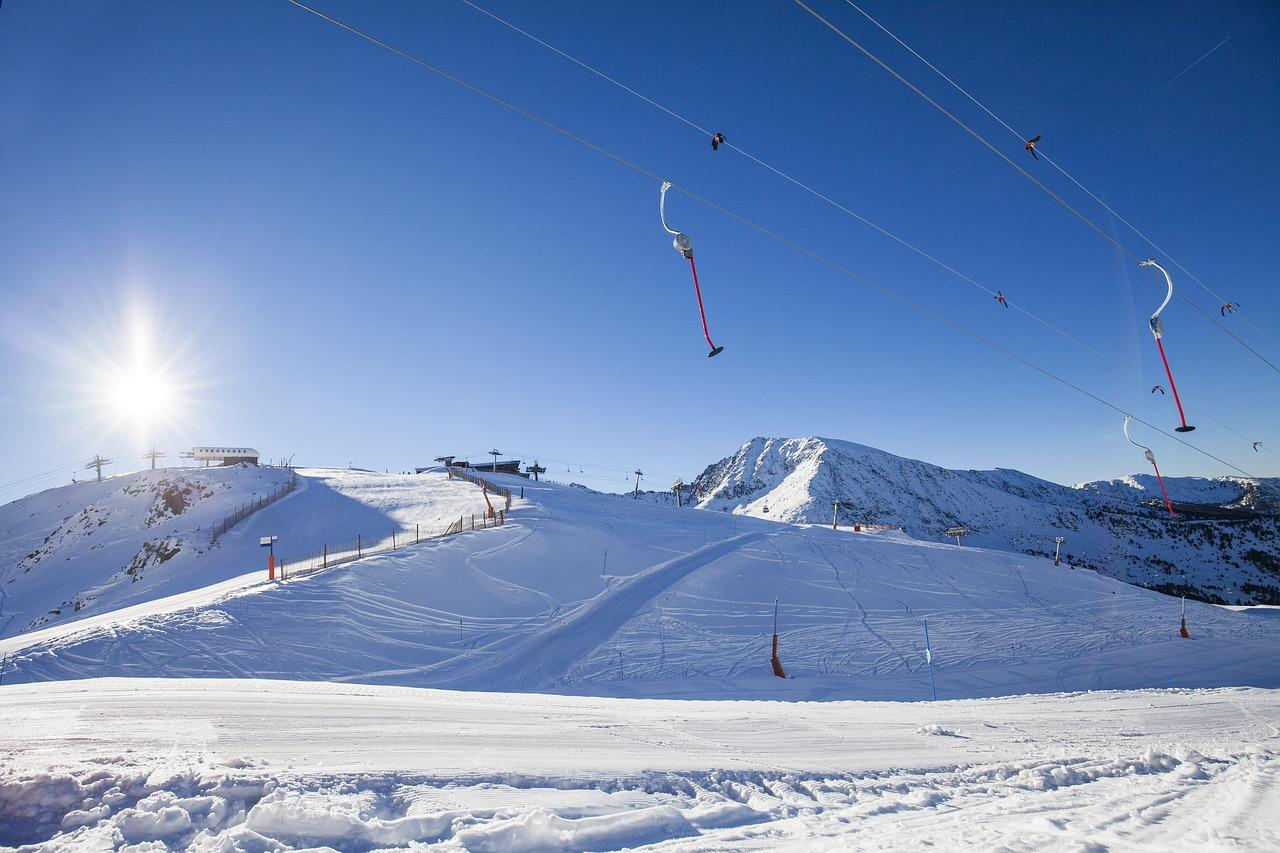 Ski Resort Andorra