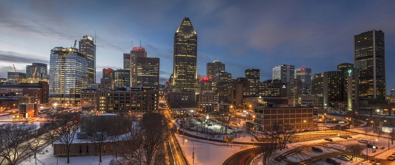 City of Montreal, Quebec