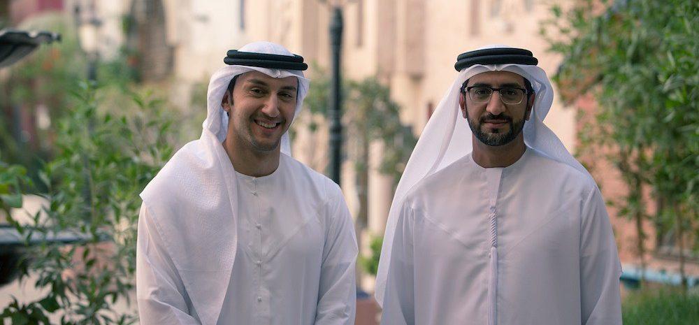 People in Dubai