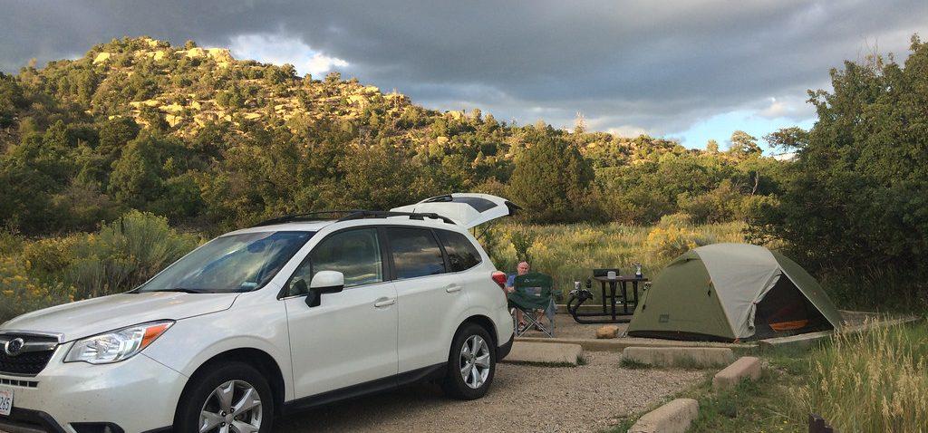 Morefield Campground, Mesa Verde NP