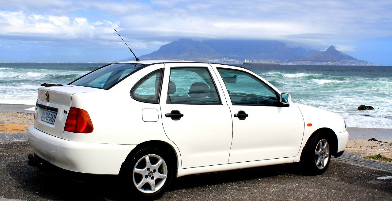 Driving in Capetown