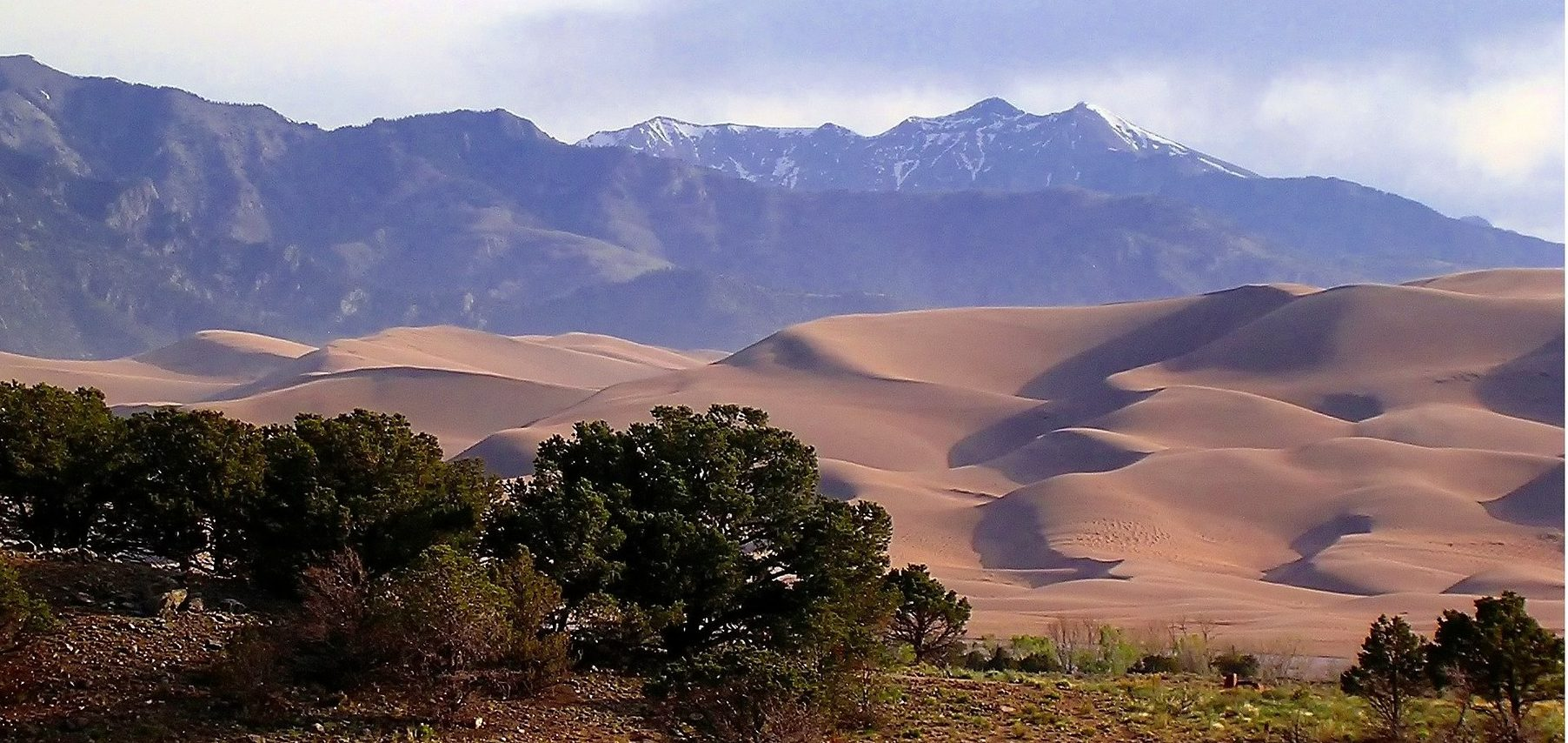 Visiting Great Sand Dunes National Park and Preserve